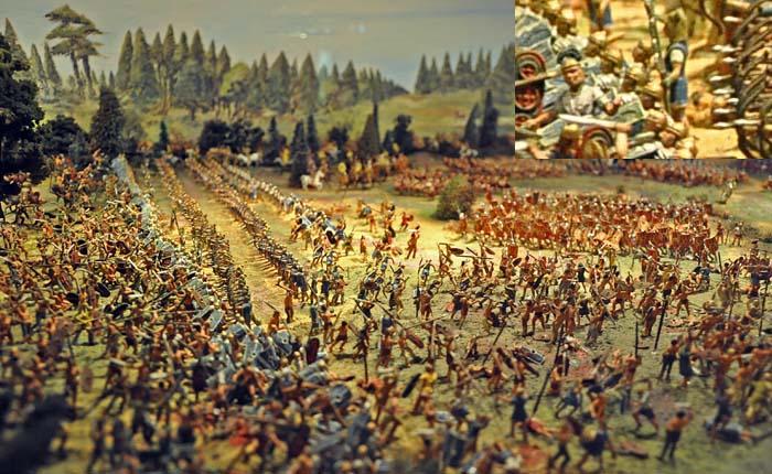 фото война рима